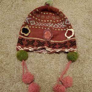 Other - NWOT handknitted Peruvian baby hat